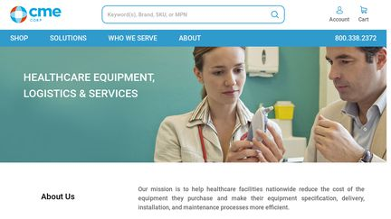 Claflin Medical Equipment