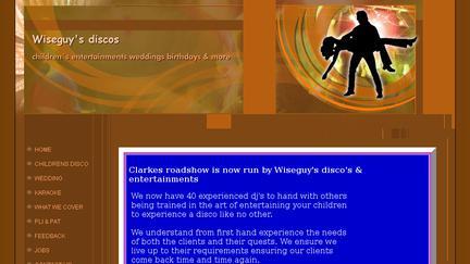 Clarkesroadshow.co.uk