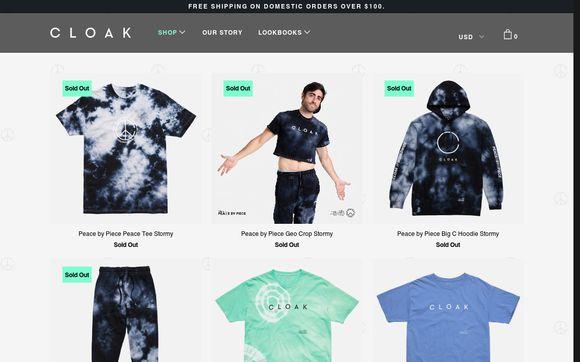 Cloakbrand.com