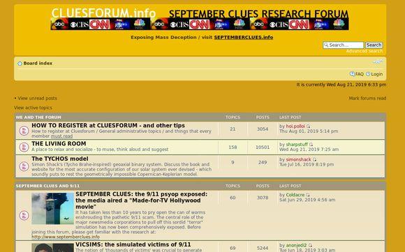 Cluesforum.info