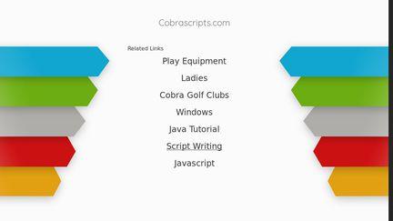 Cobrascripts