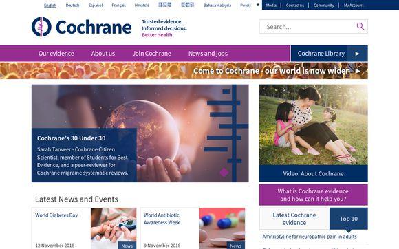 Cochrane.org