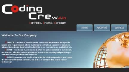 coding crew