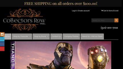 CollectorsRow.net