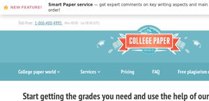 CollegePaperWorld