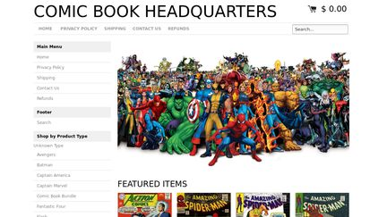 ComicBookHeadquarters