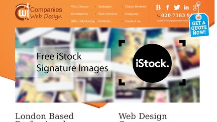Companies Web Design
