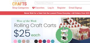 consumer crafts review consumercrafts reviews 4 reviews of consumercrafts 1345