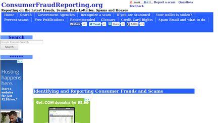 ConsumerFraudReporting.org
