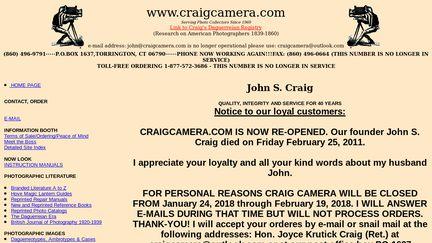 CraigCamera