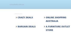Crazydeals.com.au