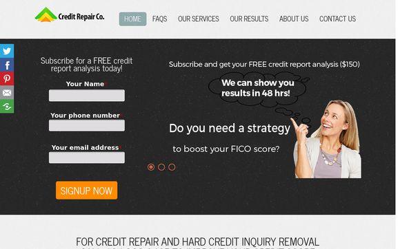 Credit Repair Co