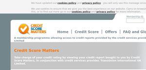 CreditScoreMatters.co.uk