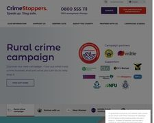Crimestoppers UK