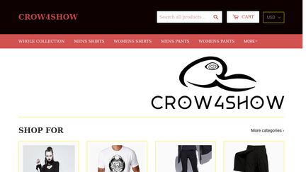 crow4show