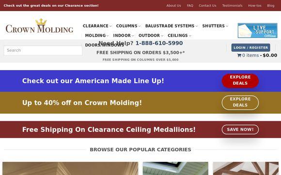 Cornw-Molding.com