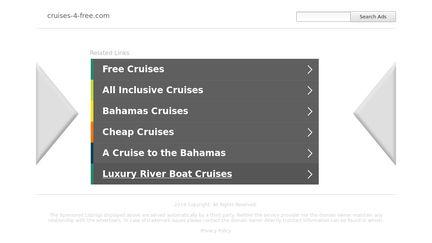 Cruises-4-free.com