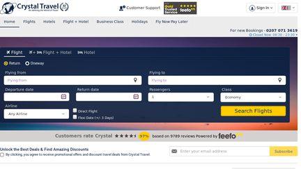 CrystalTravel.co.uk