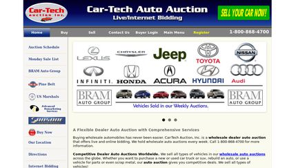 Car-Tech Auction
