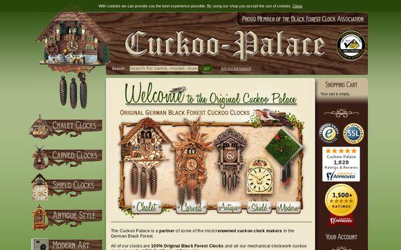 Cuckoo Palace