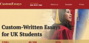 College essay review service