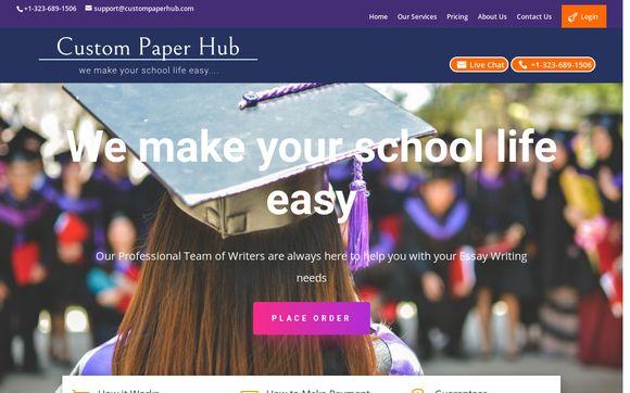 Custom Paper Hub