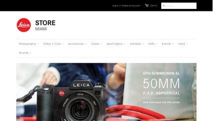 Leica Store Miami