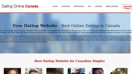 DatingOnlineCanada