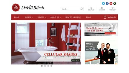 DaVill Blinds
