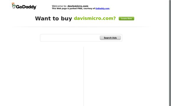 DavisMicro