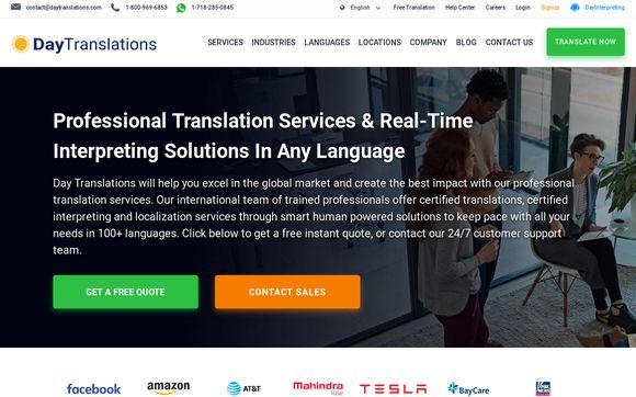 DayTranslations