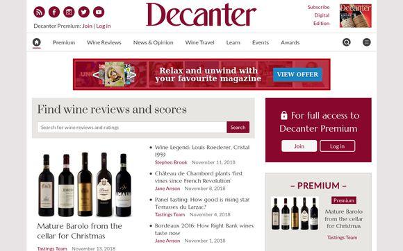 Decanter.com