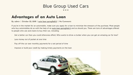 Blue Group Used Cars