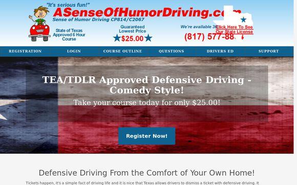 Online Defensive Driving