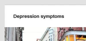 Depressionsymptom.net