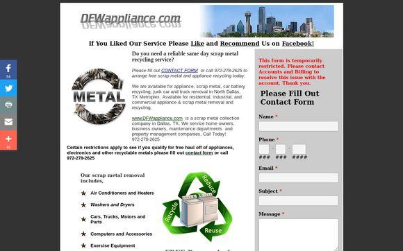 DFWAppliance