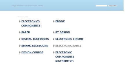Digitalelectronics4less.com