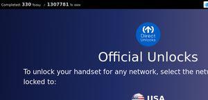 Official Unlocks