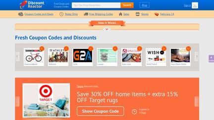 Discountreactor.com