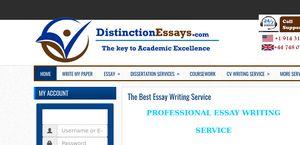 Distinction Essays Reviews   Reviews Of Distinctionessayscom  Distinction Essays Reviews