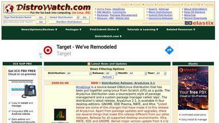 DistroWatch.com
