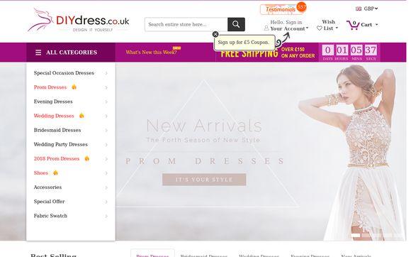 DIYdress.co.uk