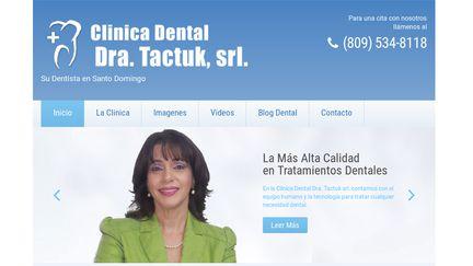 Clinica Dental Dra. Tactuk