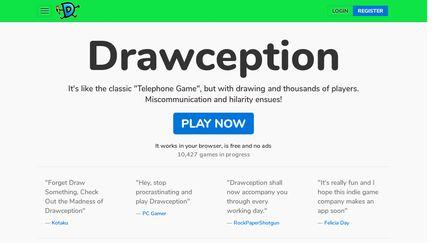 Drawception.com