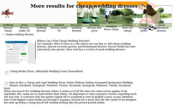 Dresswe.co.uk