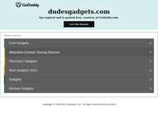 The Official Dudes Gadgets