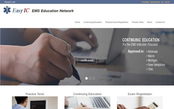 Easy IC EMS Education Network