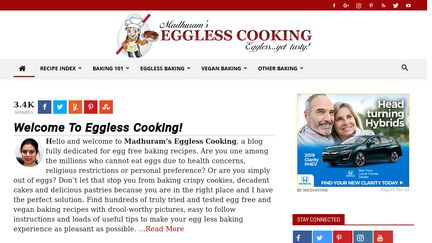 Eggless Cooking