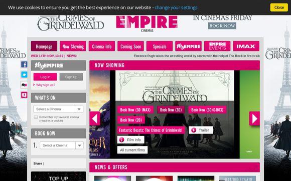 EmpireCinemas.co.uk