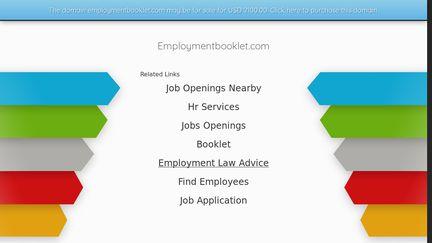 EmploymentBooklet
